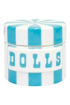 Vice Dolls Canister - Blue 1