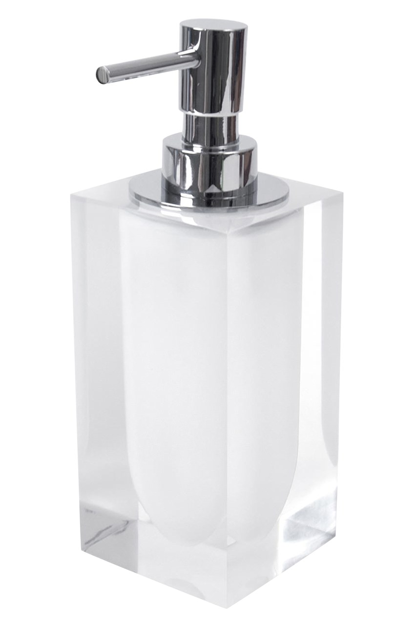 Hollywood Soap Dispenser - Clear