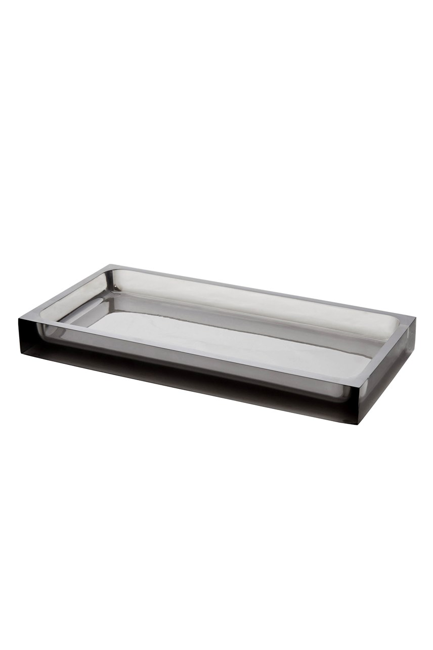 Hollywood Bath Tray - Smoke