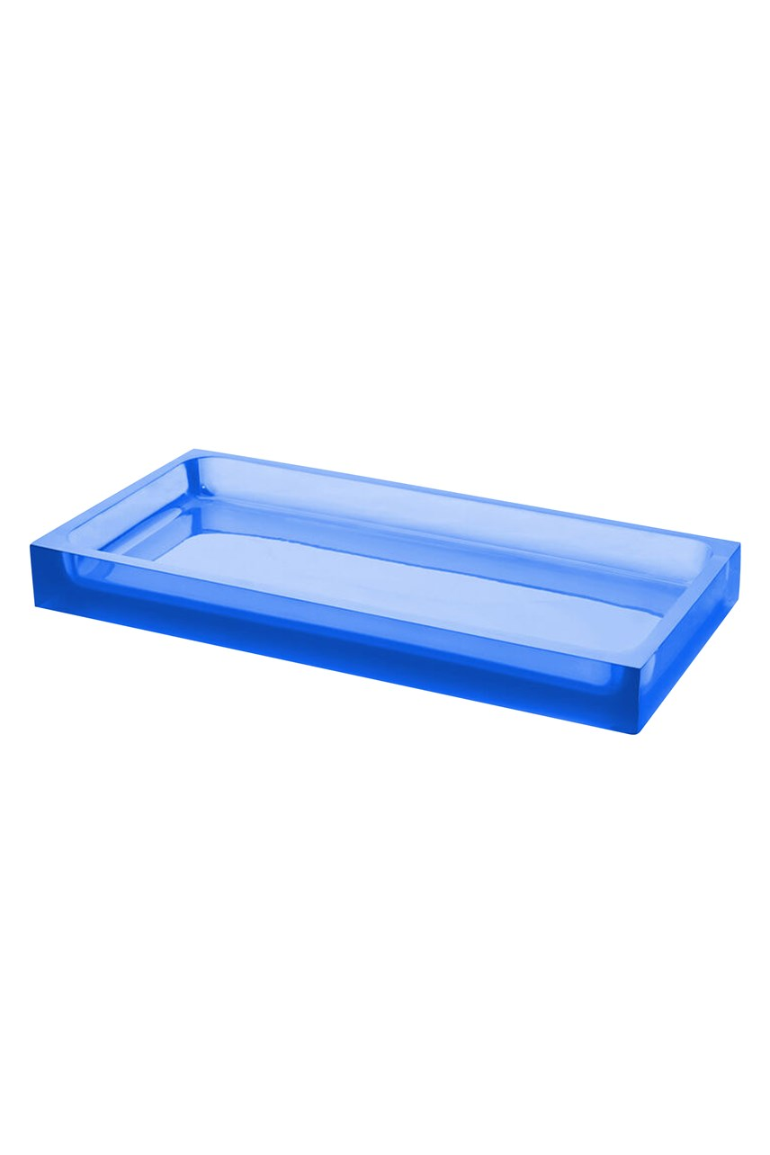 Hollywood Bath Tray - Blue