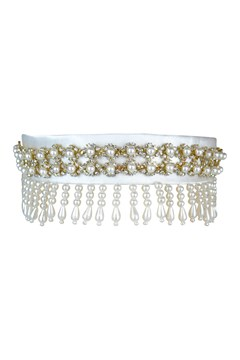 Pamela Headpiece IVORY 1
