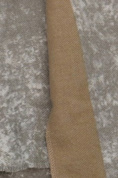 Tenley Scarf - taupe camel