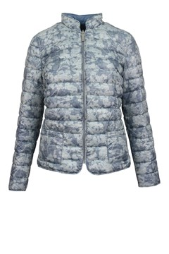 Reversible Quilted Jacket PIGEON BLUE 1
