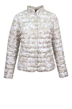 Reversible Quilted Jacket BEIGE 1