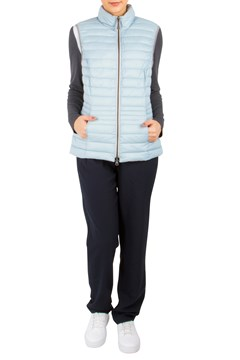 Reversible Gilet PALE BLUE 1
