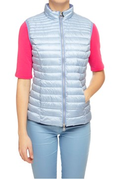 Reversible Quilted Vest BLU 1