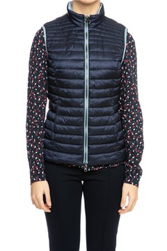 Reversible Quilted Vest NVY 1
