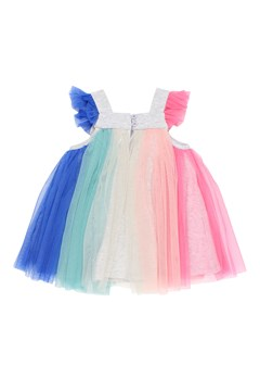 Playground Rainbow Dress - multi