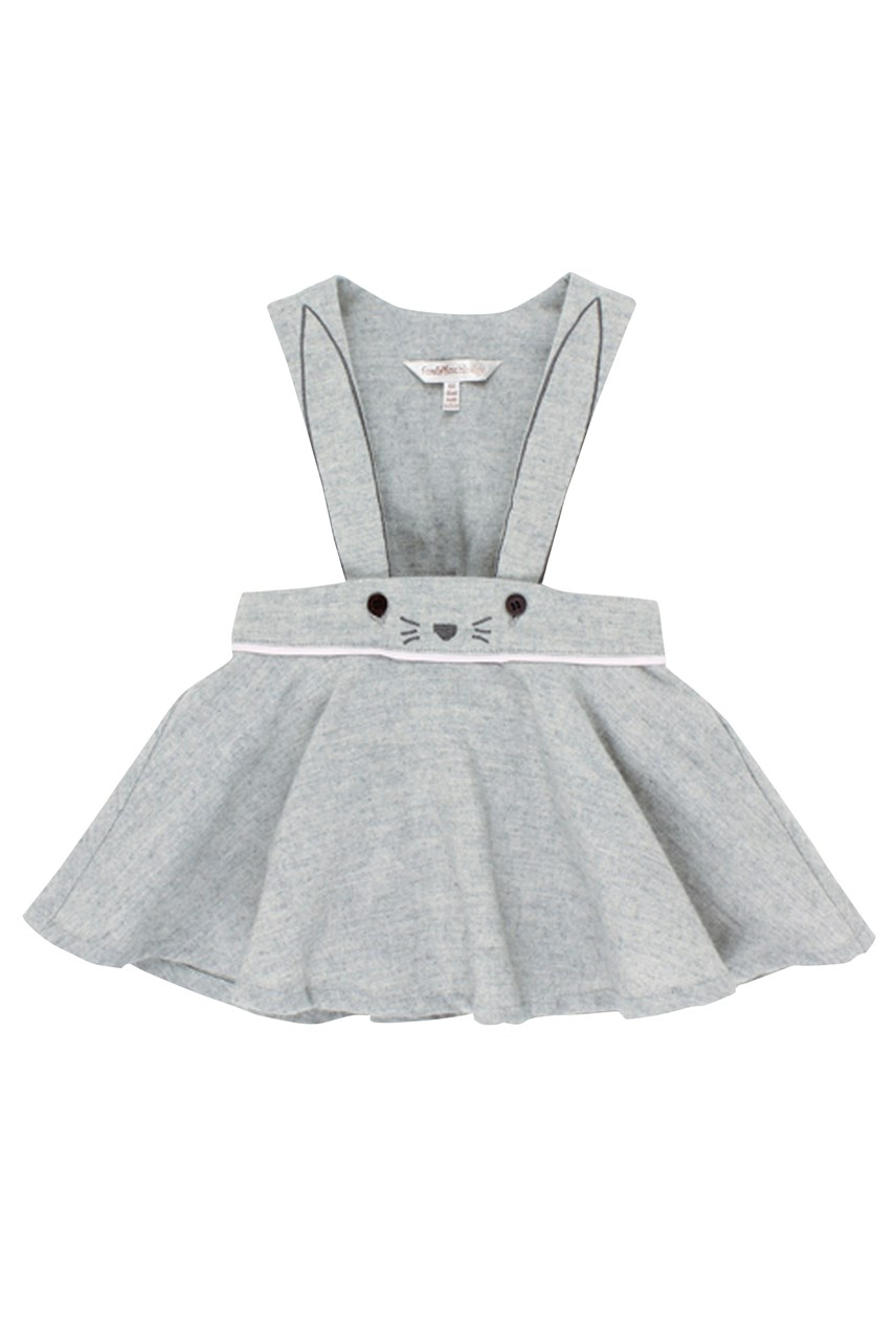 Twinkle Rabbit Flannelette Dress