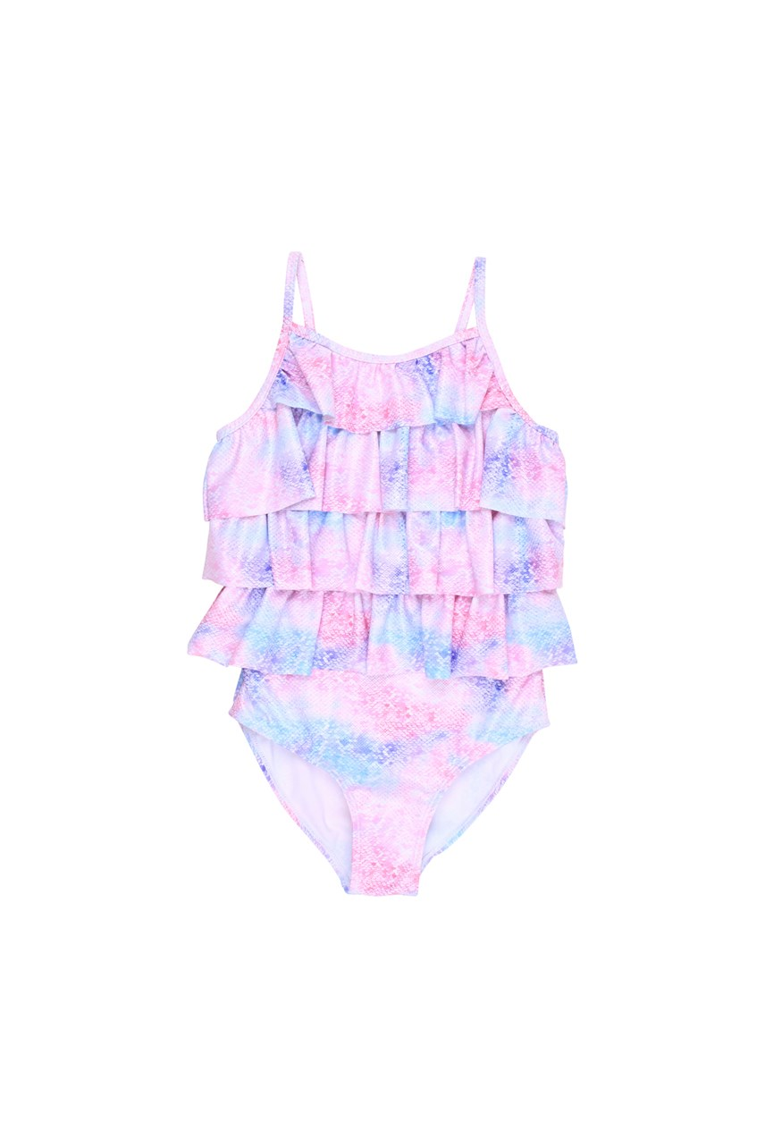 Luna Sequins Swimsuit