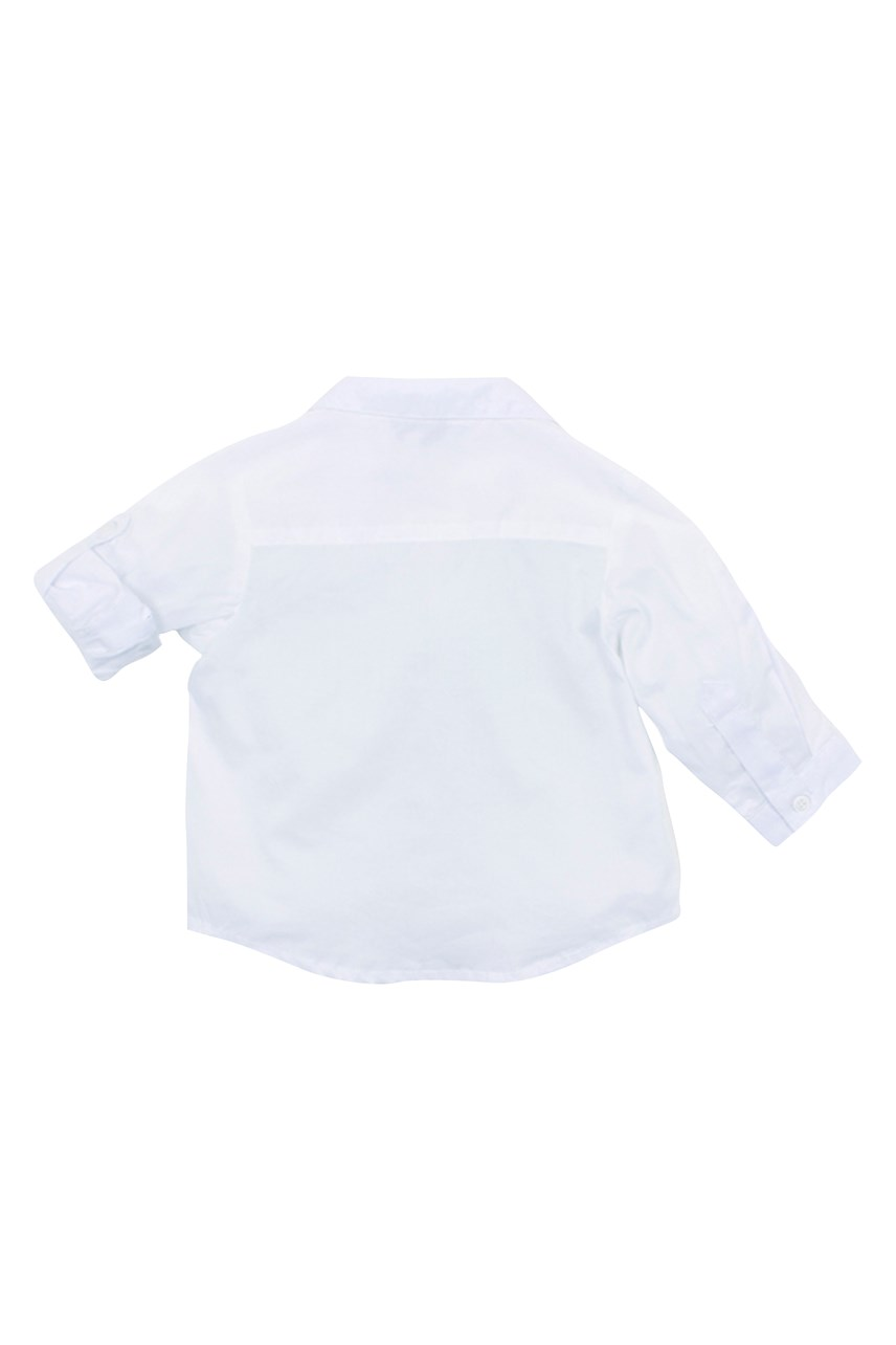 Theo Long Sleeve Shirt With Pocket