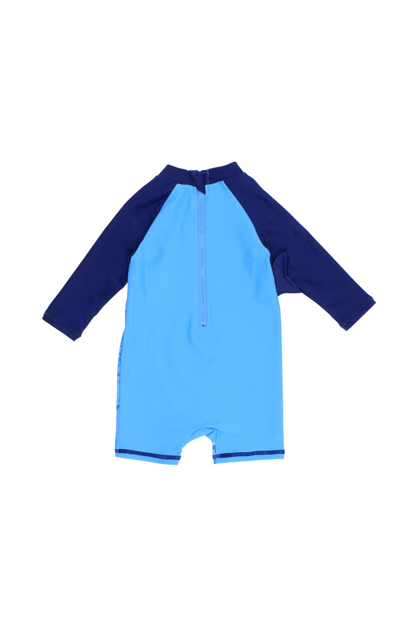 Cody Whale Sunsuit
