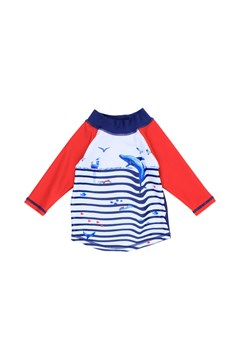 Cody Wave Rash Vest MULTI 1