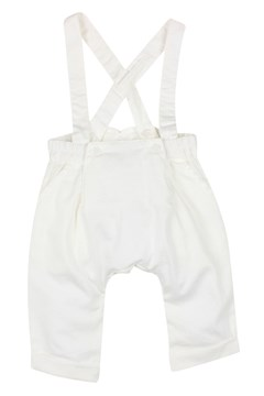 Woven Overall IVORY 1
