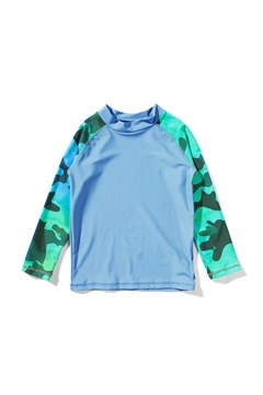 Rambo Long Sleeve Rashie BLUE 1