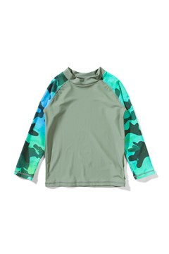 Rambo Long Sleeve Rashie OLIVE 1