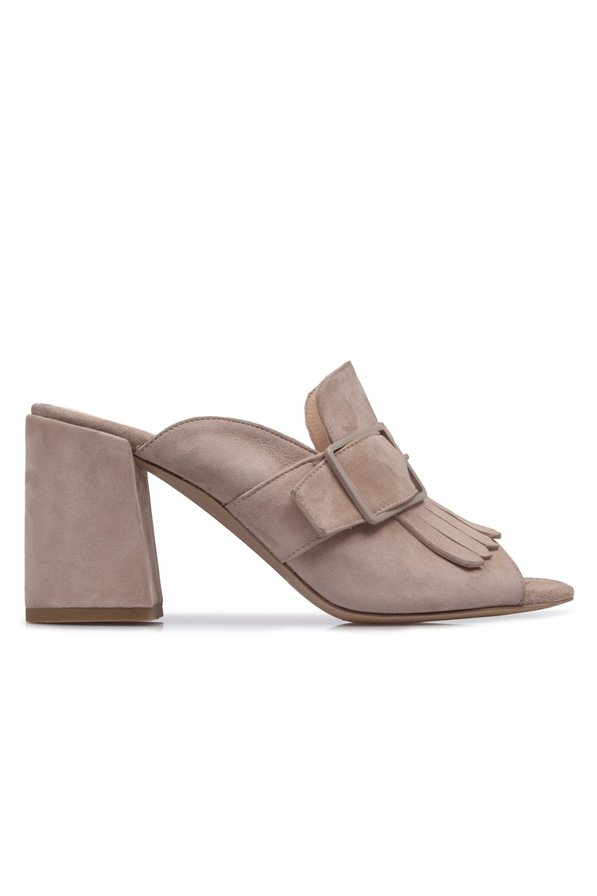 Stella Slide Medium Heel