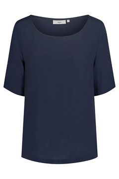 Elvire Blouse 687 NAVY 1
