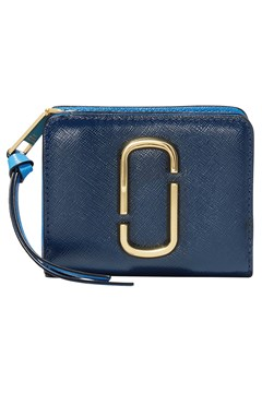 Mini Compact Wallet BLUE SEA 1