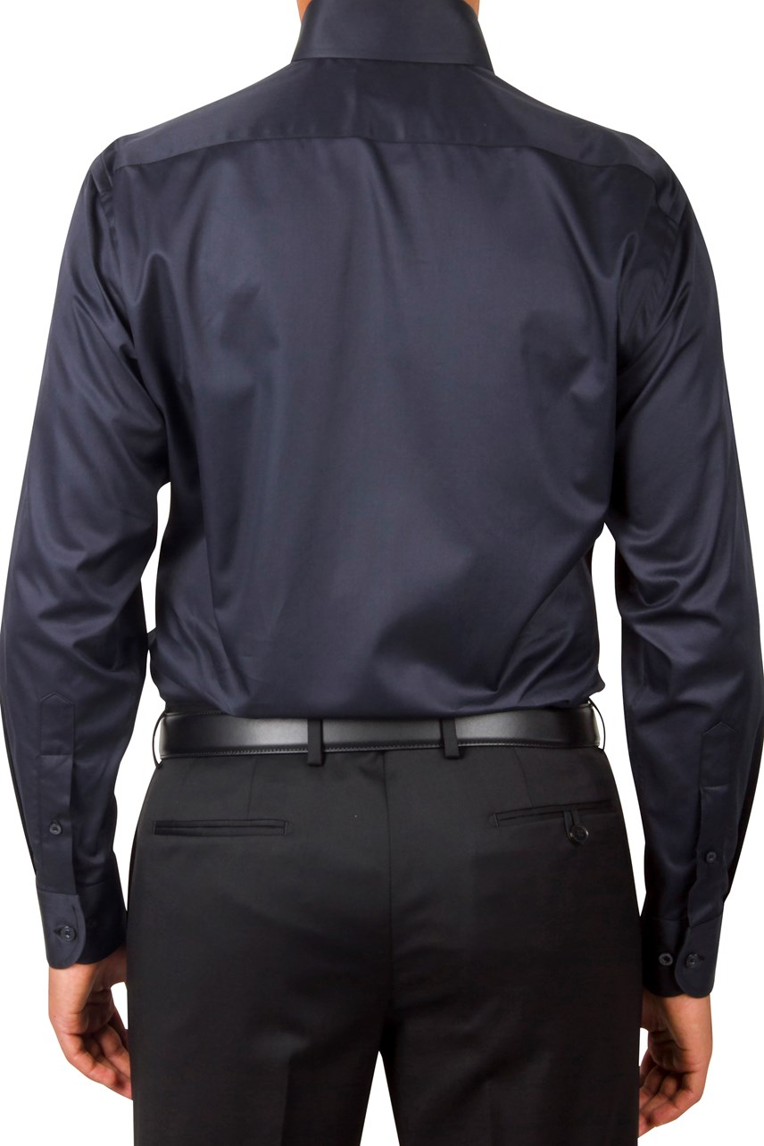 Plain Twill Business Shirt