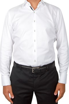 Business Shirt 100 WHITE 1
