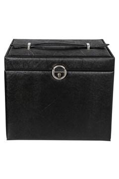 Large Rectangle Jewellery Box BLACK 1