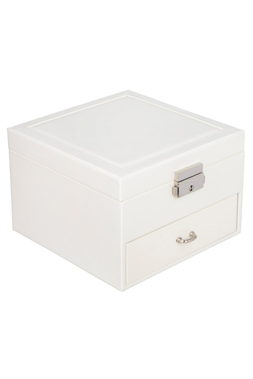 Square Jewellery Box