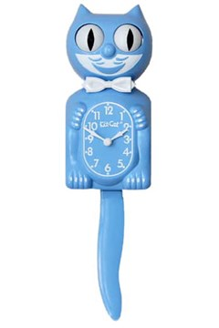 Serenity Blue Limited Edition Clock 1