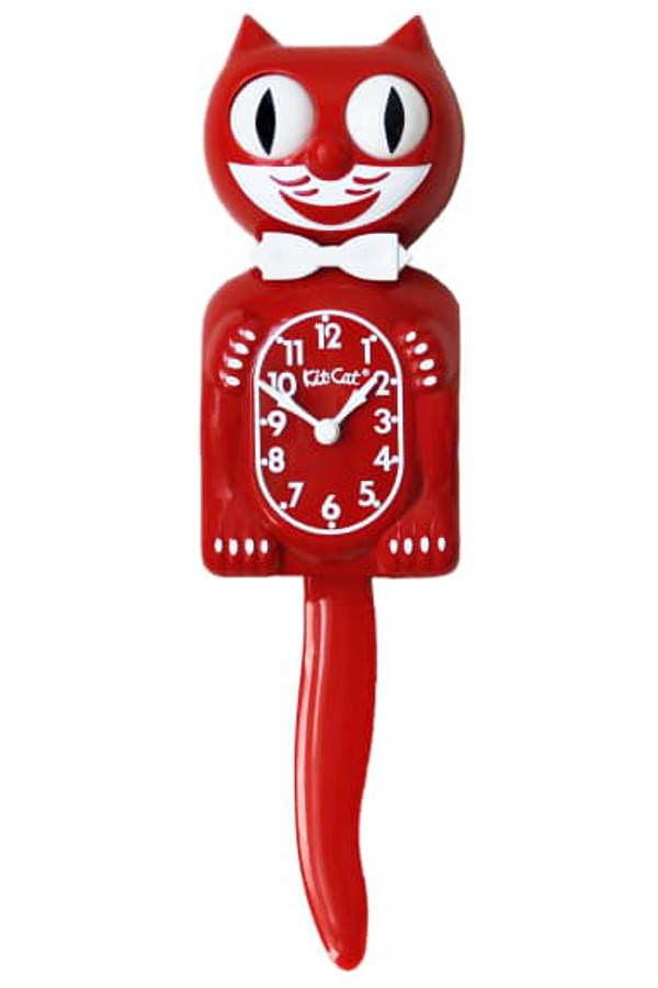 Scarlet Limited Edition Clock