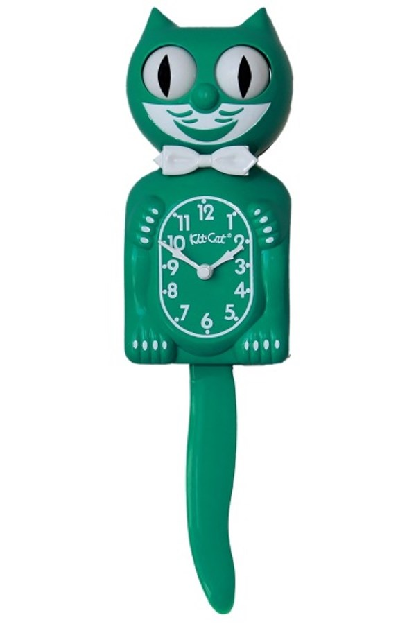 Green Beauty Limited Edition Clock