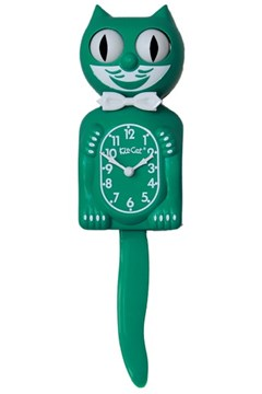 Green Beauty Limited Edition Clock 1