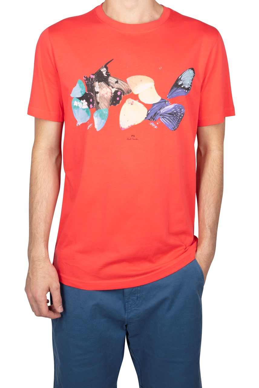 Butterflies Regular Fit T-Shirt