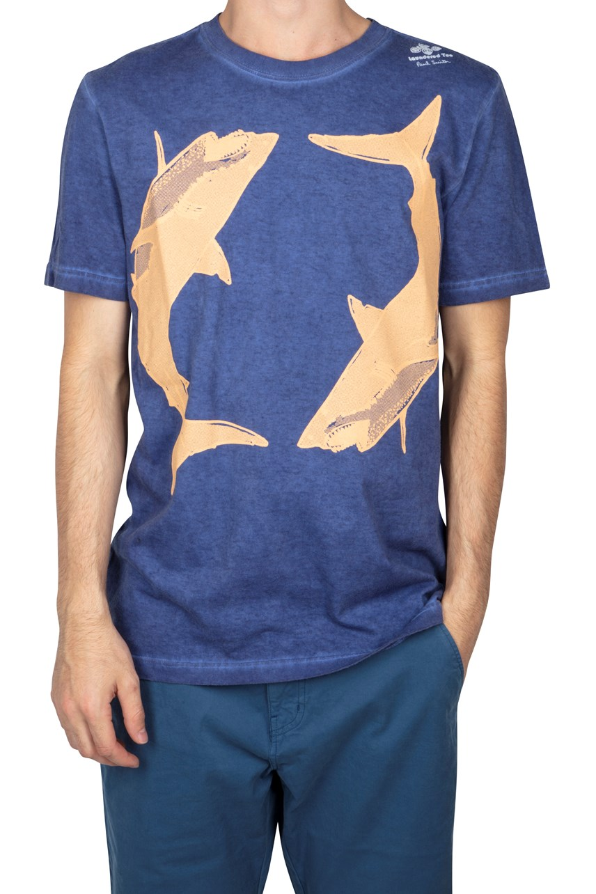 Sharks Regular Fit T-Shirt