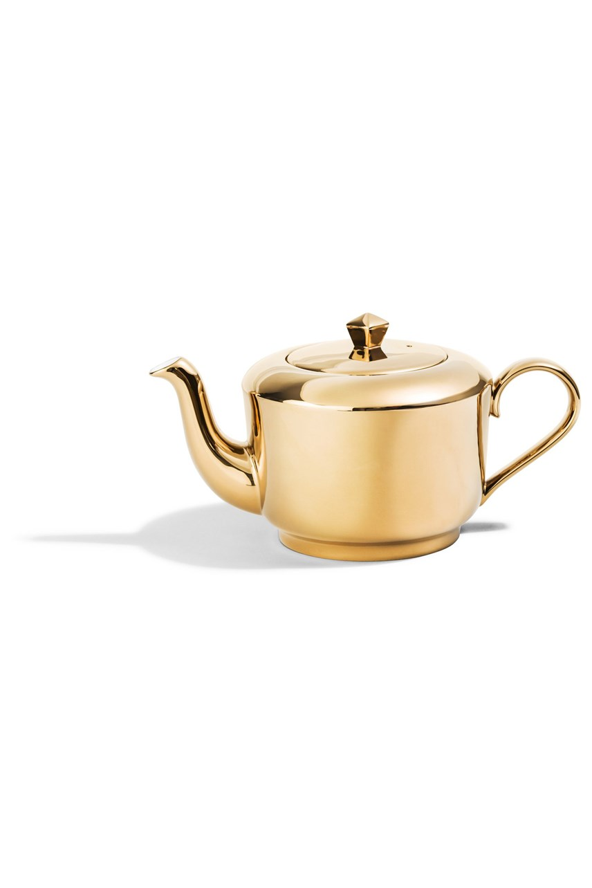 Reflect Teapot - Gold