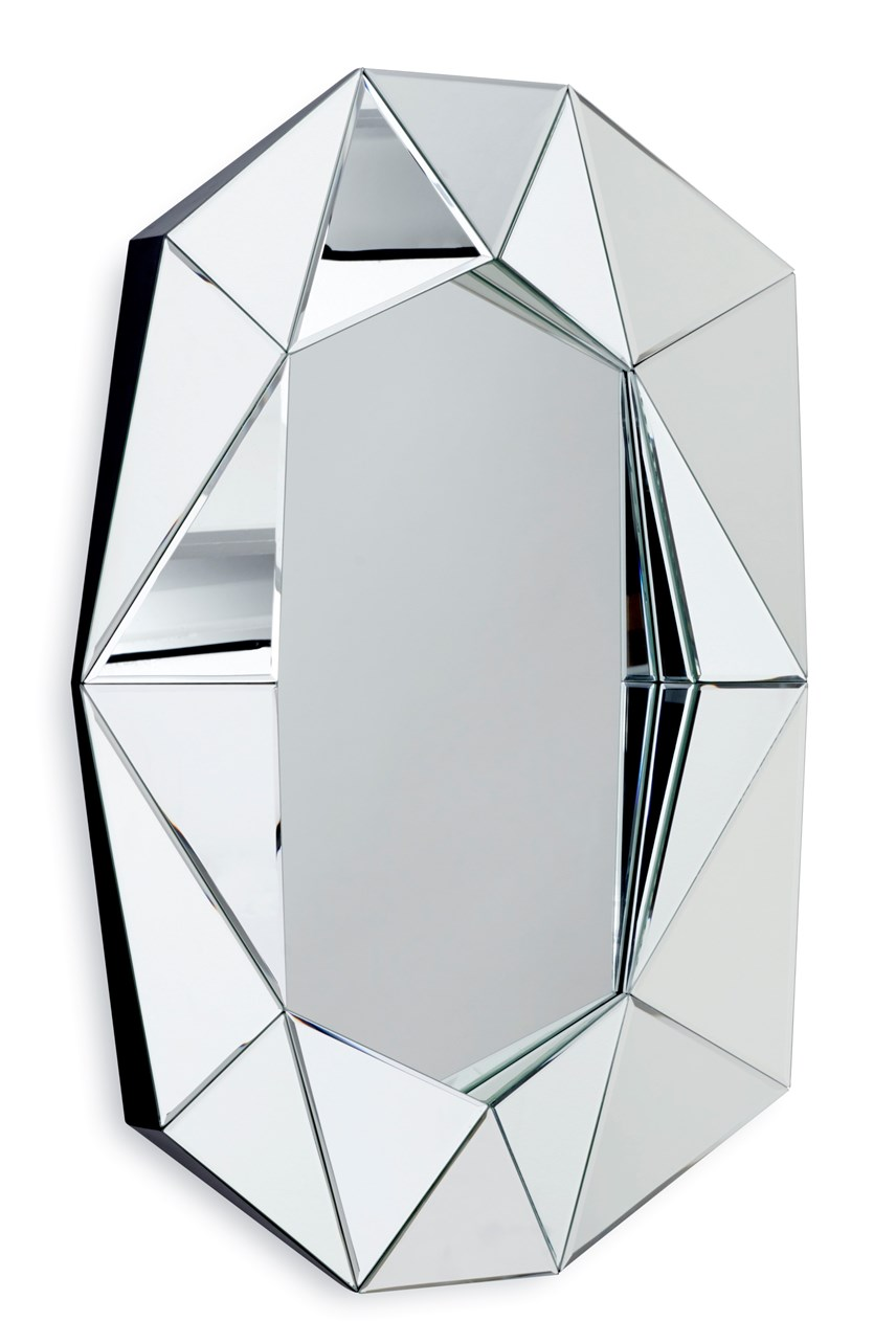 Diamond Mirror - Large