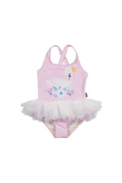 Swannie Tulle Swimsuit PINK 1