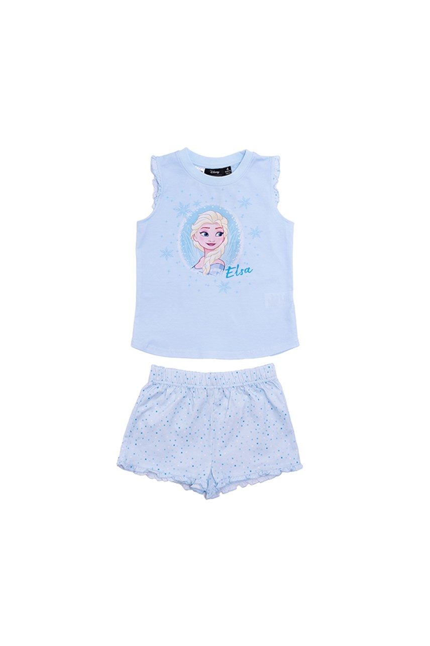 Frozen Shortie PJ Set