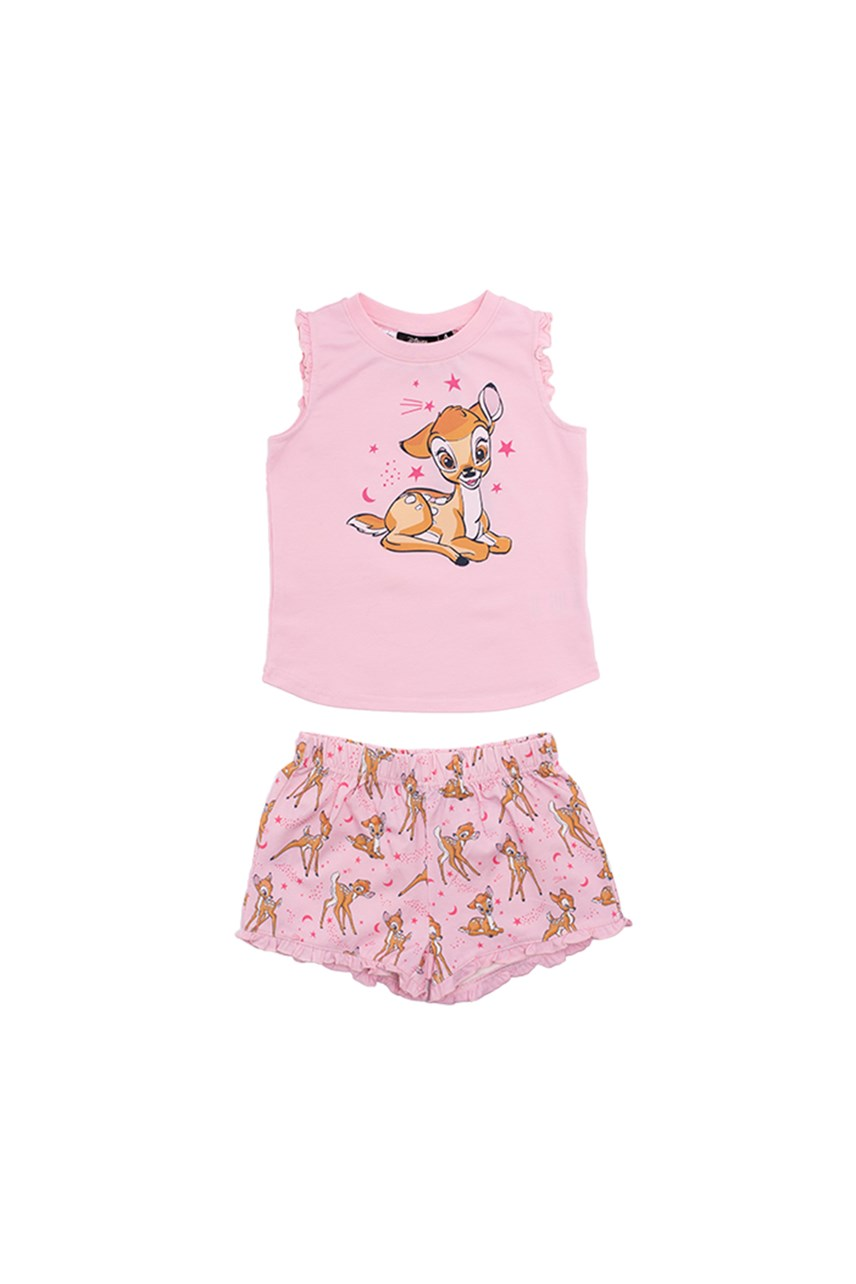 Twilight Bambie Shortie PJ Set