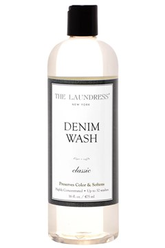 Classic Denim Wash - 475mL BLACK WHITE 1