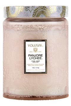 Panjore Lychee Large Jar Candle 1