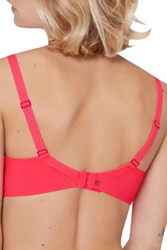 Nuance Full Cup Plunge Bra - good mood