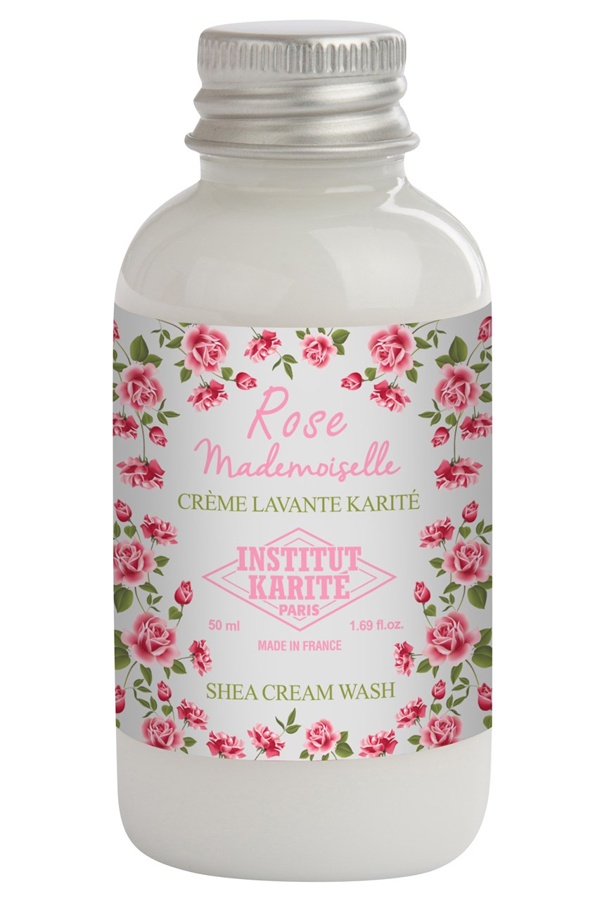 Rose Mademoiselle Shea Cream Wash