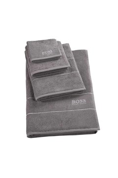 Plain Bath Towel Concrete 1