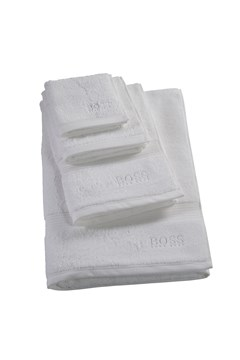 'Loft' Guest Towel - white