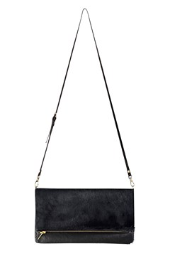 'Gwyneth' Bag BLACK FUR 1