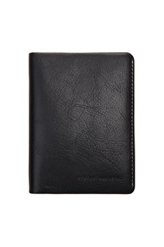 Conquest Passport Wallet BLACK 1