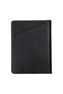 Conquest Passport Wallet - black
