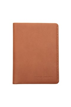 Conquest Passport Wallet CAMEL 1