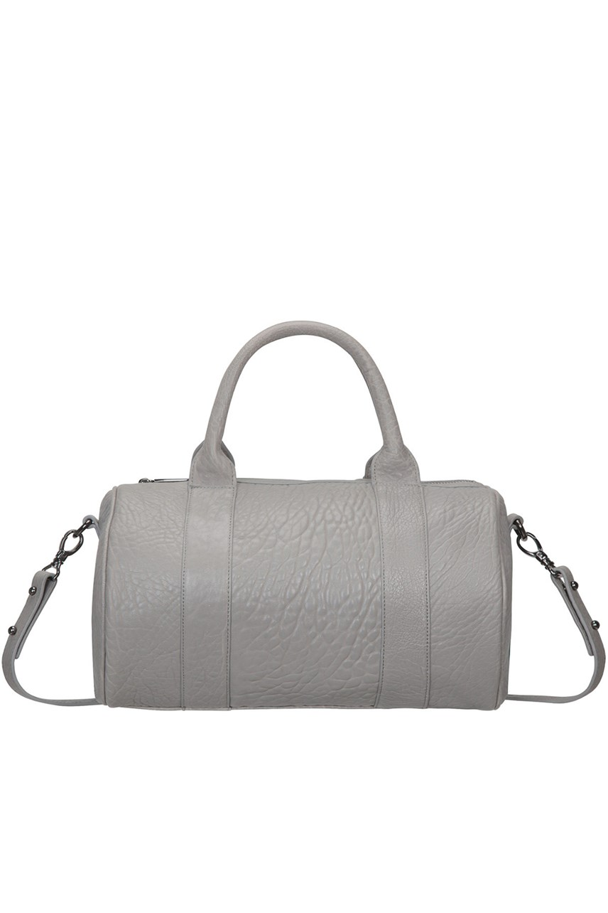 Kingdoms and Oaths Cement Leather Bag