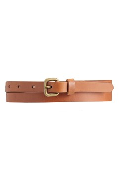 'Only Lovers Left' Belt - tan